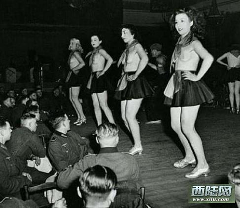 二战女人集中营图,德国妇女二战死亡图片 3