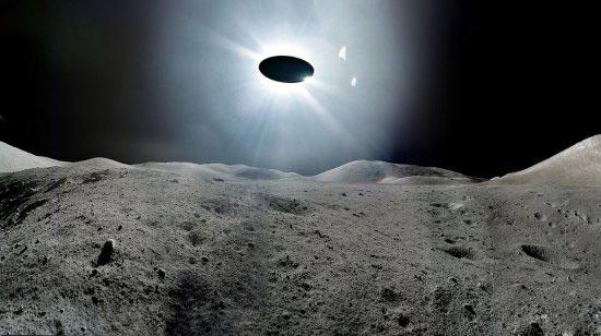 什么是外星人,中国击落ufo抓到两个外星人 9