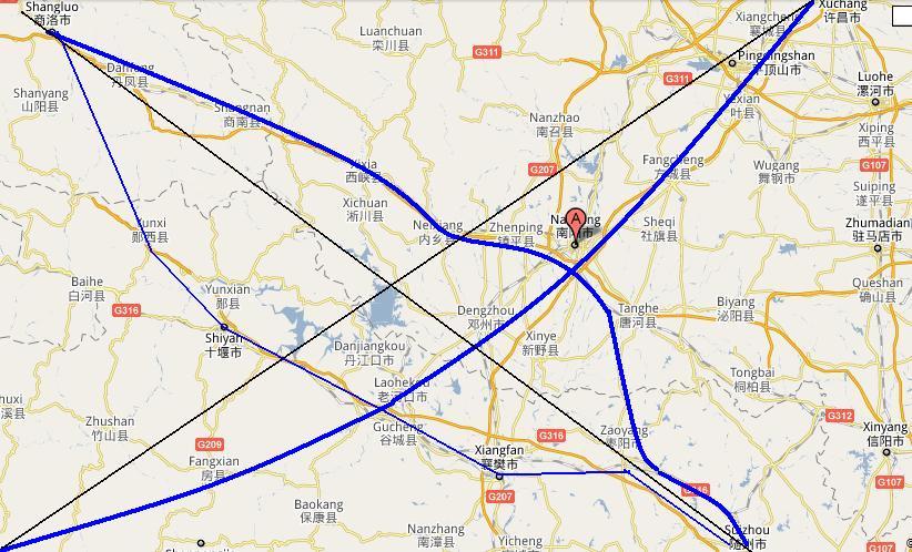 南阳高铁车站规划图,南阳高铁车站建在呢,南阳高铁简介